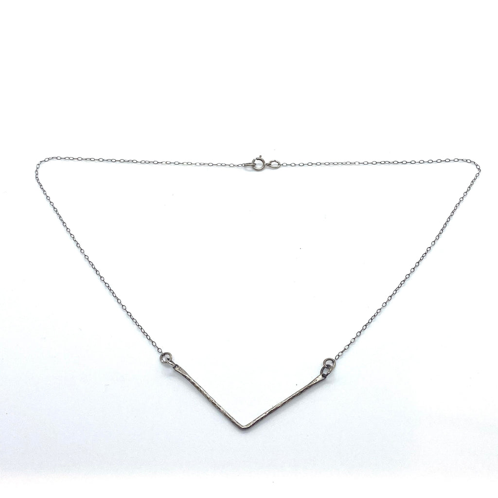 Julie Schmidt Chevron Necklace
