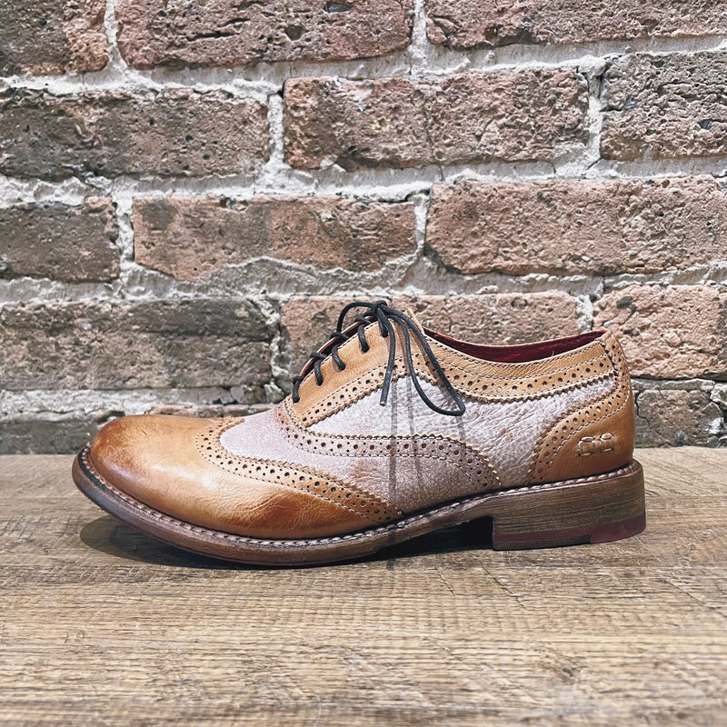 Bed|Stu Lita Wingtip Oxford