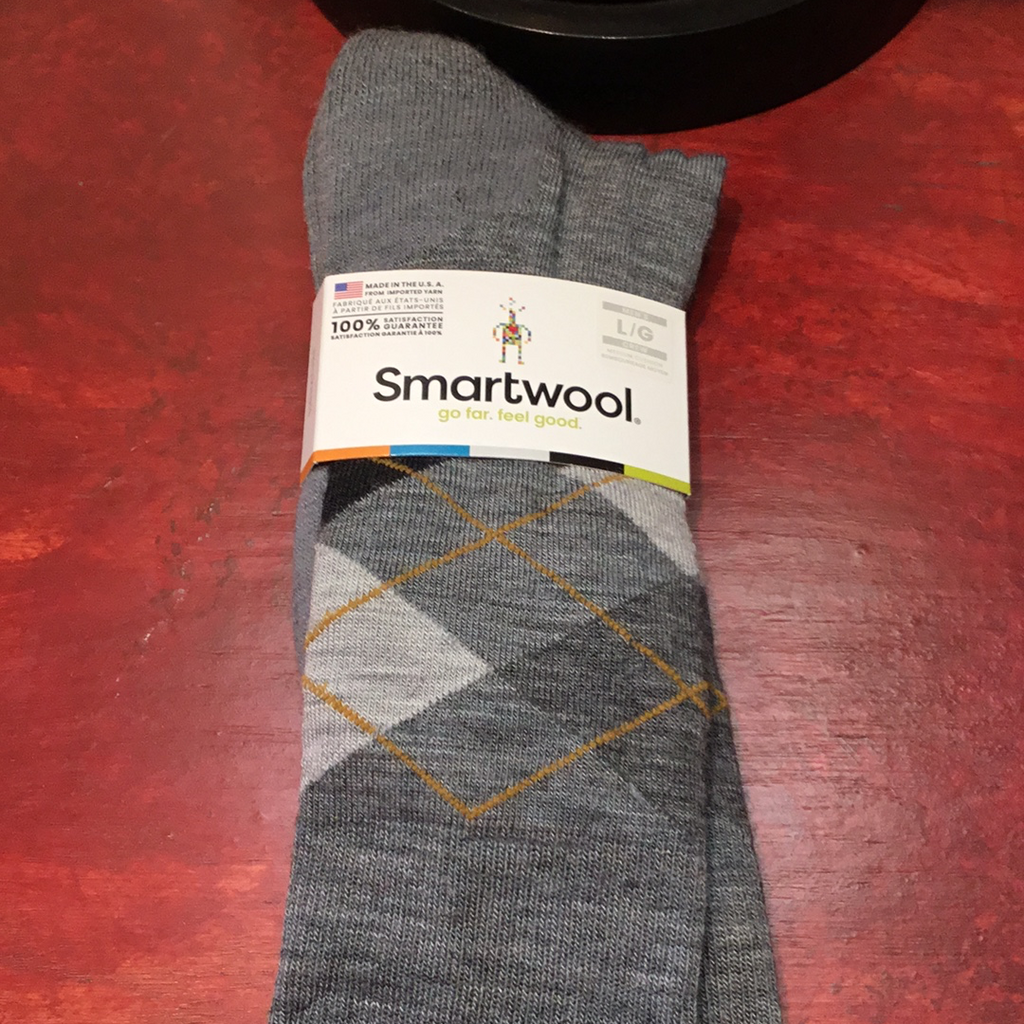 Smartwool Diamond Jim Men's Crew Socks