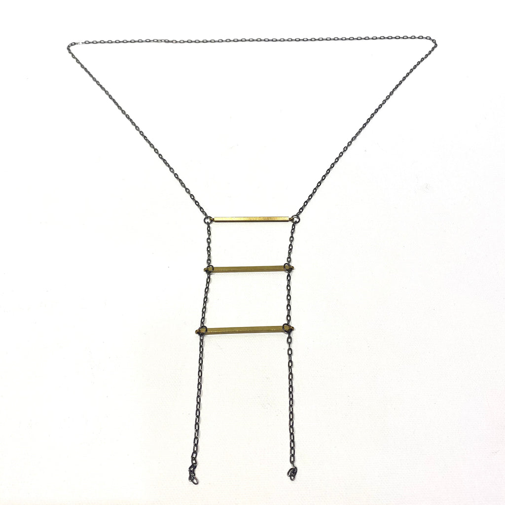 Julie Schmidt Ladder Necklace