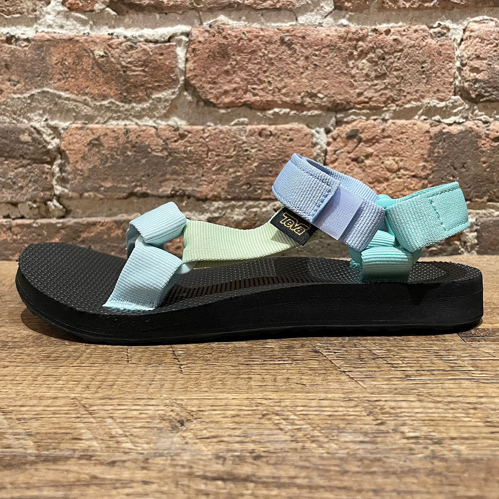 Teva Original Universal Light Green Multi