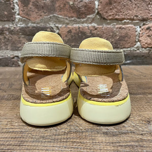 Camper Twins Yellow Sandal