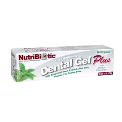 NutriBiotic Whitening Dental Gel 4.5 oz