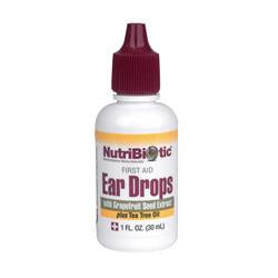 NutriBiotic Ear Drops 1 oz