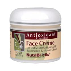 NutriBiotic Tissue Revitalizing Face Cream 2-oz