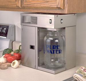 Pure Water Mini Classic CT Water Distiller