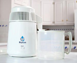 MH943TWS Megahome Water Distiller, Plastic Collection