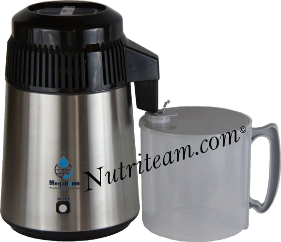220-230V Europe & Latin America)Stainless Water Distiller