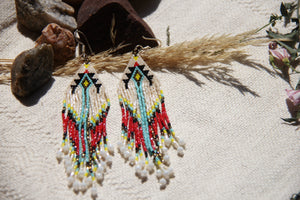 Prayer Arrow Earrings