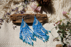 Moon Beam Earrings