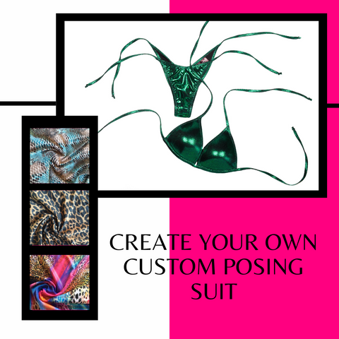 Build Your Own Custom Posing Bikini