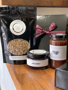 Gift Box Set - Breakfast - Cacio Pepe Meals