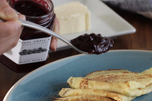 Mixed Berry Compote - Cacio Pepe Meals