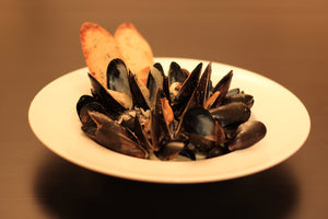 Herbed White Wine Cream Sauce for Mussels (for 2) - Cacio Pepe Meals