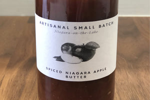 Spiced Niagara Apple Butter - Cacio Pepe Meals