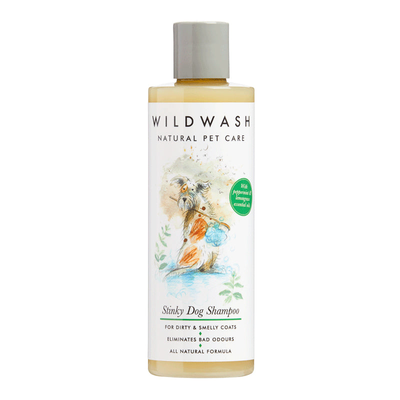 WildWash Stinky Dog Sjampó (250 ml.)