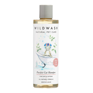 WildWash Kattasjampó (250 ml.)