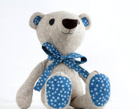 Buddy Bear  sewing pattern - instant download pdf
