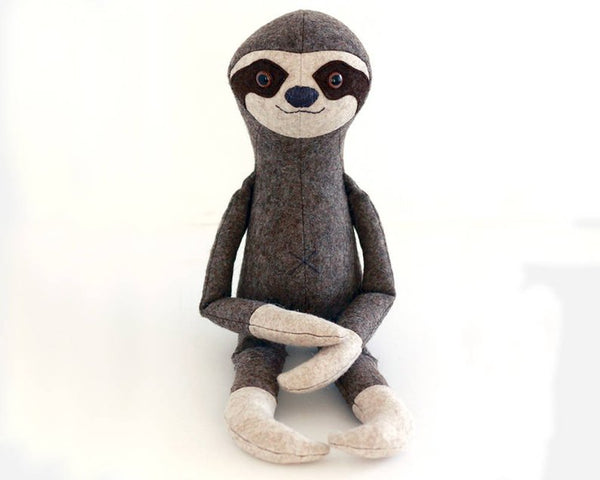 crafty kooka sloth pattern