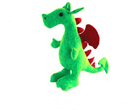 dragon stuffed toy pattern