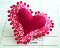 sewing pattern valentines day