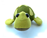 crafty kooka sea turtle plushie pattern