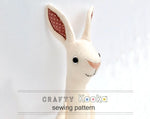 rabbit sewing pattern