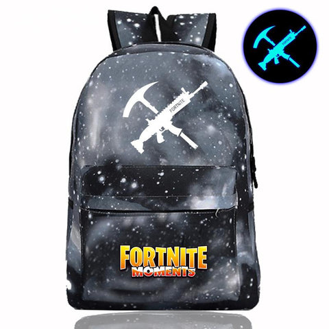 Sac à dos Fortnite - Armes Logo