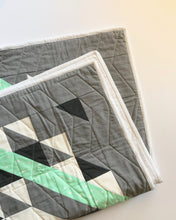 Load image into Gallery viewer, Arrowhead Mint - Custom Quilt
