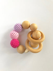 Tulip Baby Teether