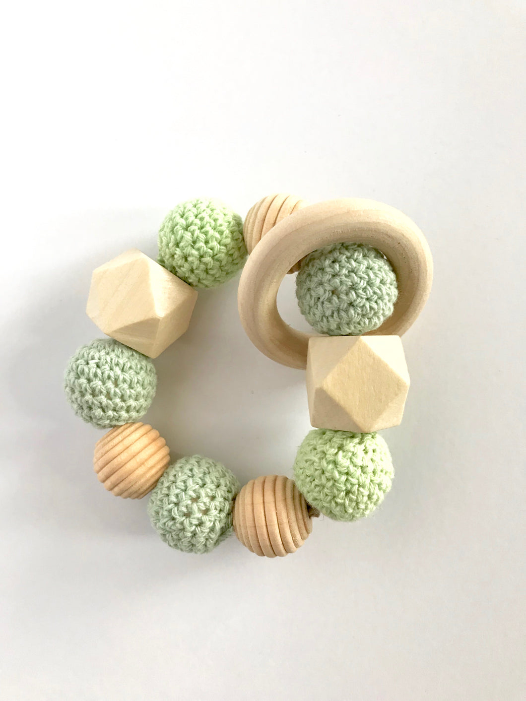 Spring Grass Baby Teether
