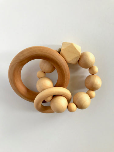 Maple Baby Teether - Smooth