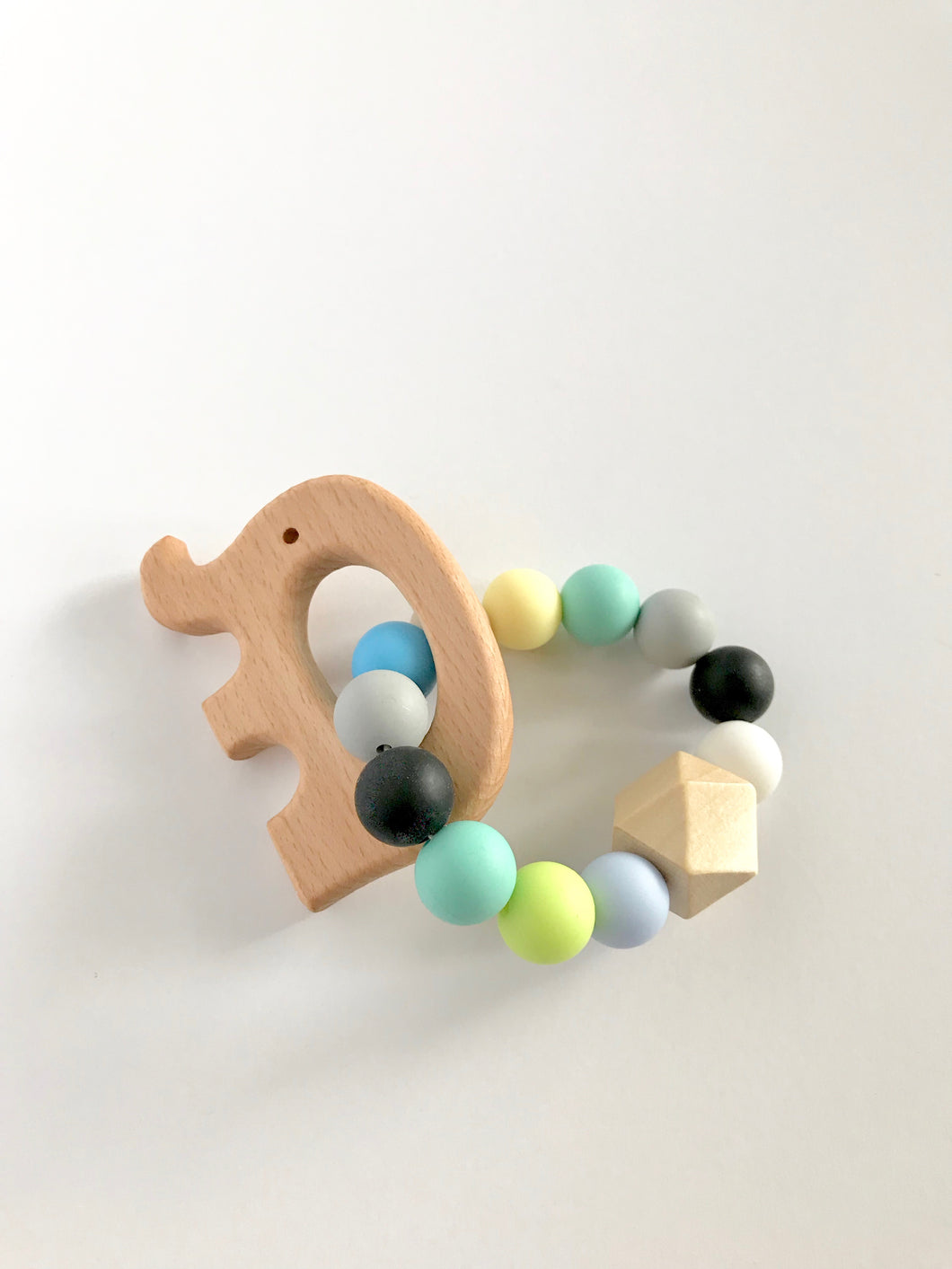 Elephant Baby Teether - Silcone