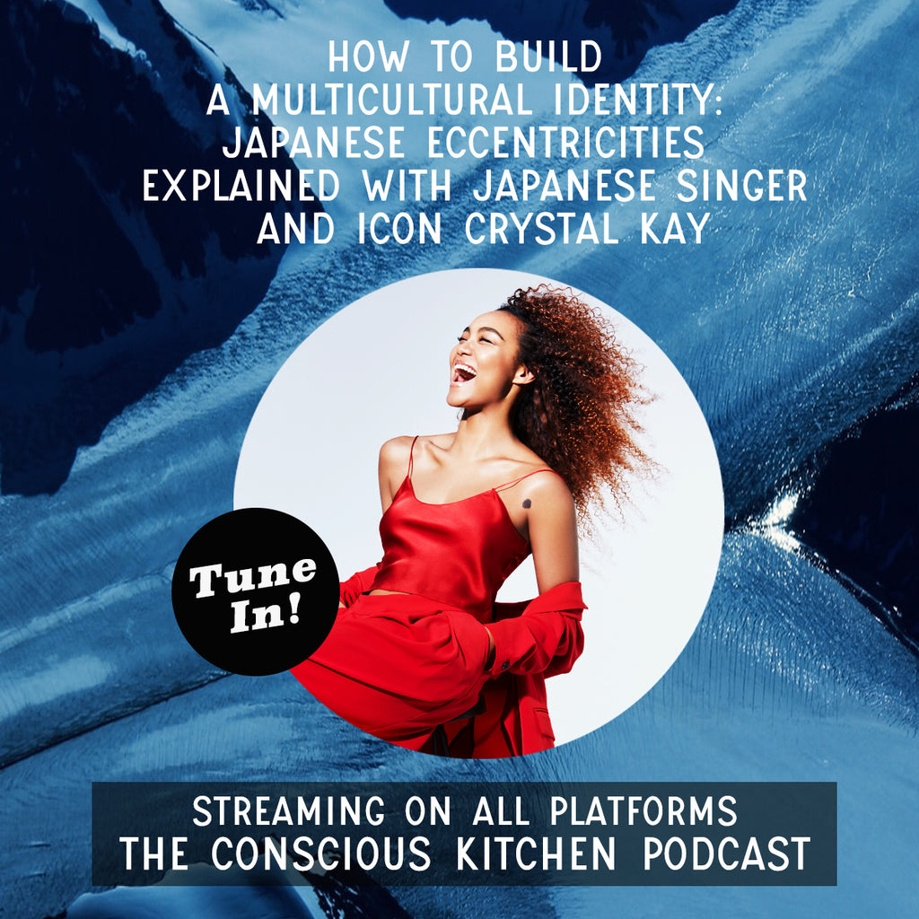 How to Build a Multicultural Identity with Singer Crystal Kay