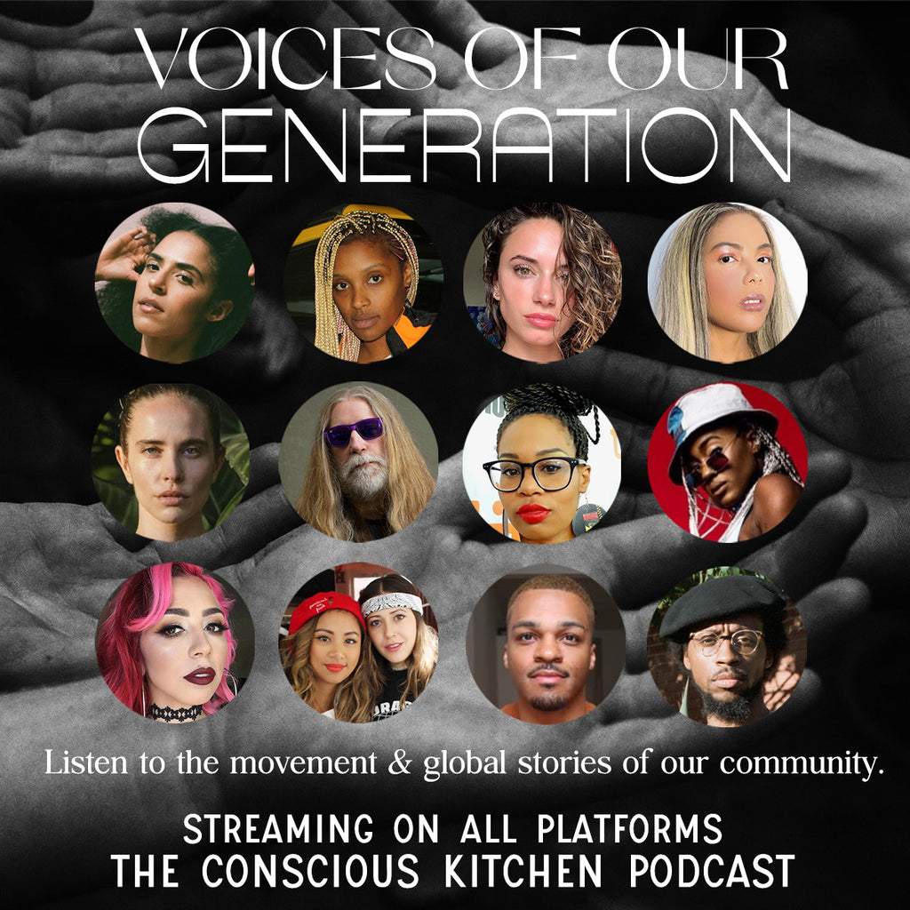 Voices of Our Generation React to George Floyd