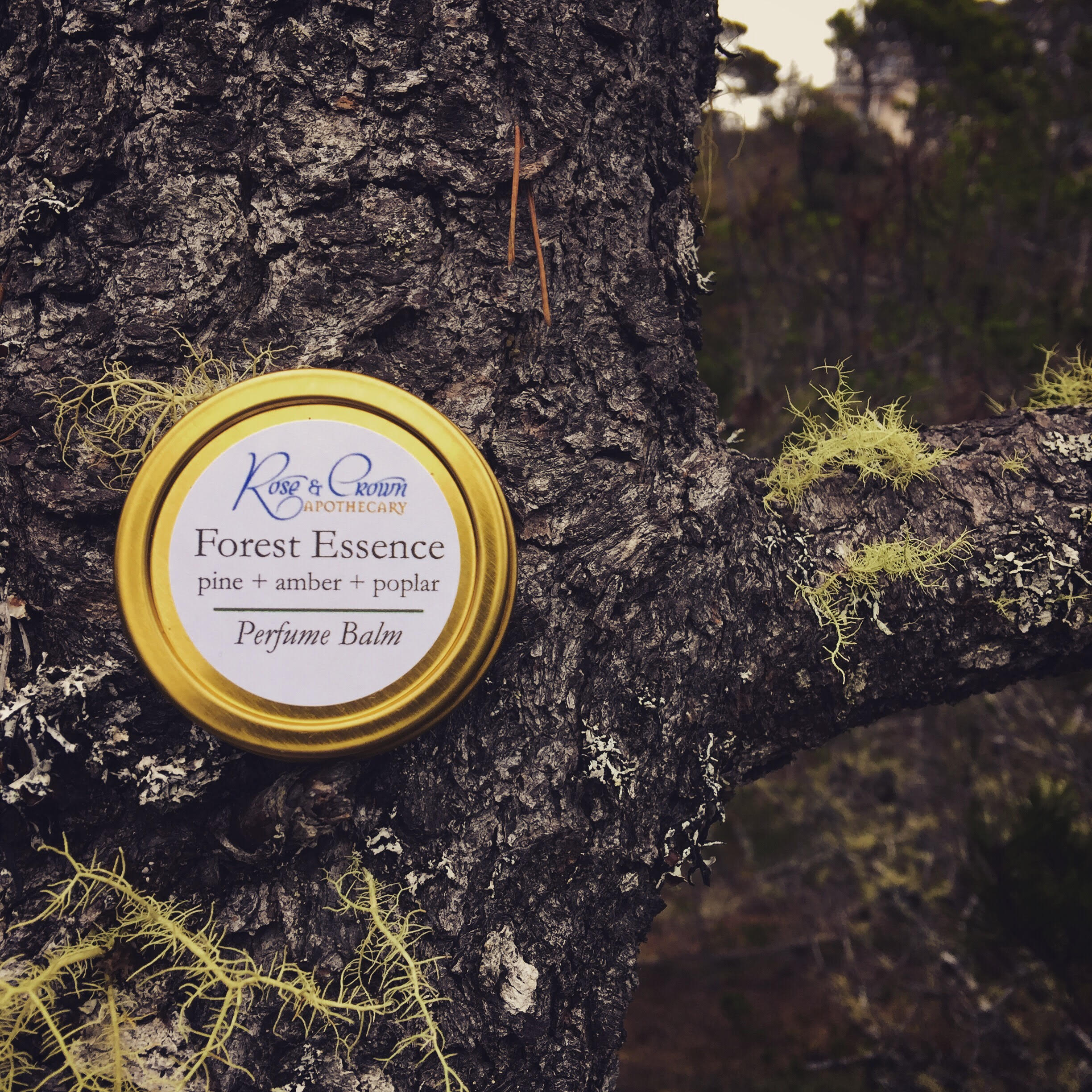 Forest Essence Perfume Balm