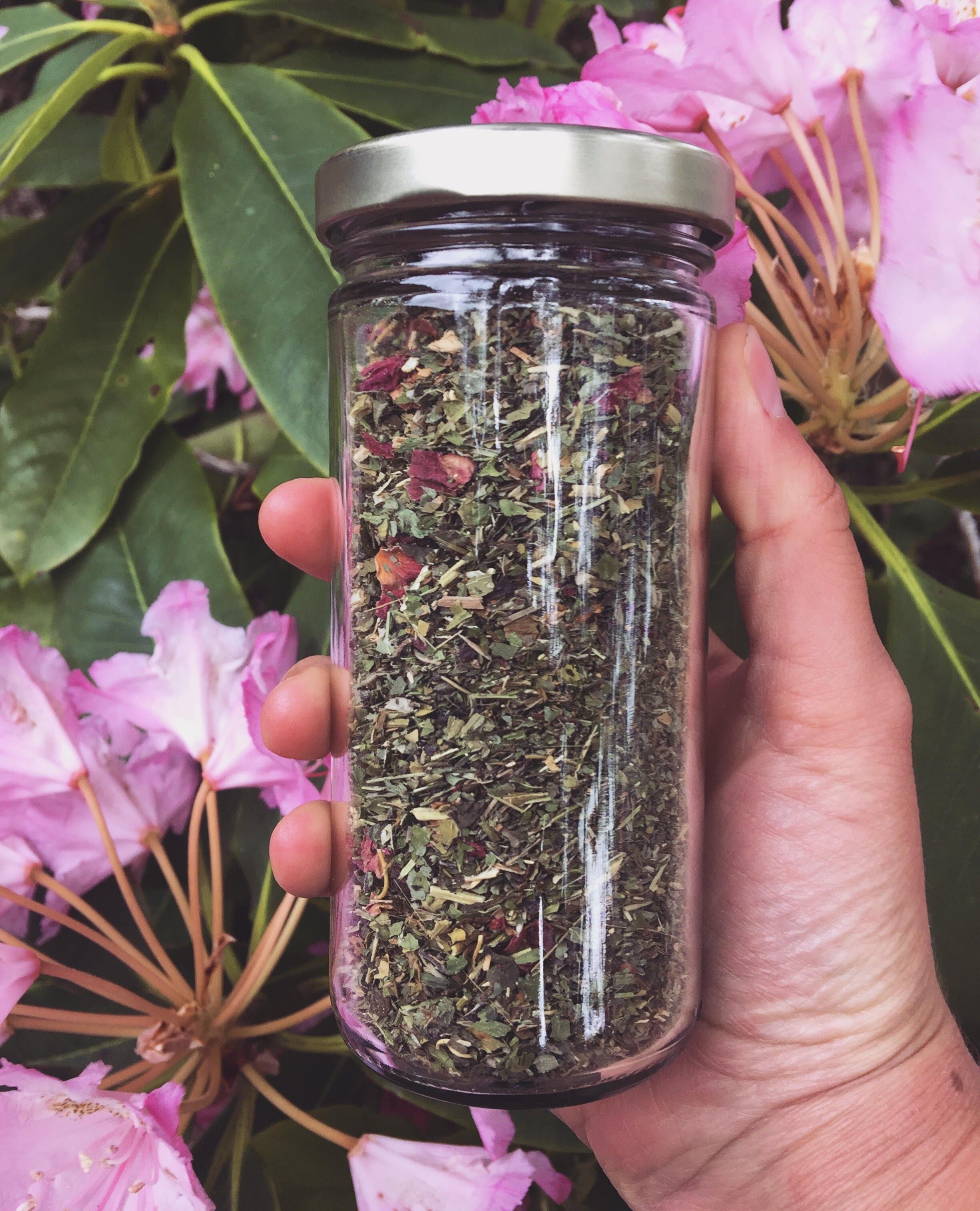 Peaceful Sleep-garden tea