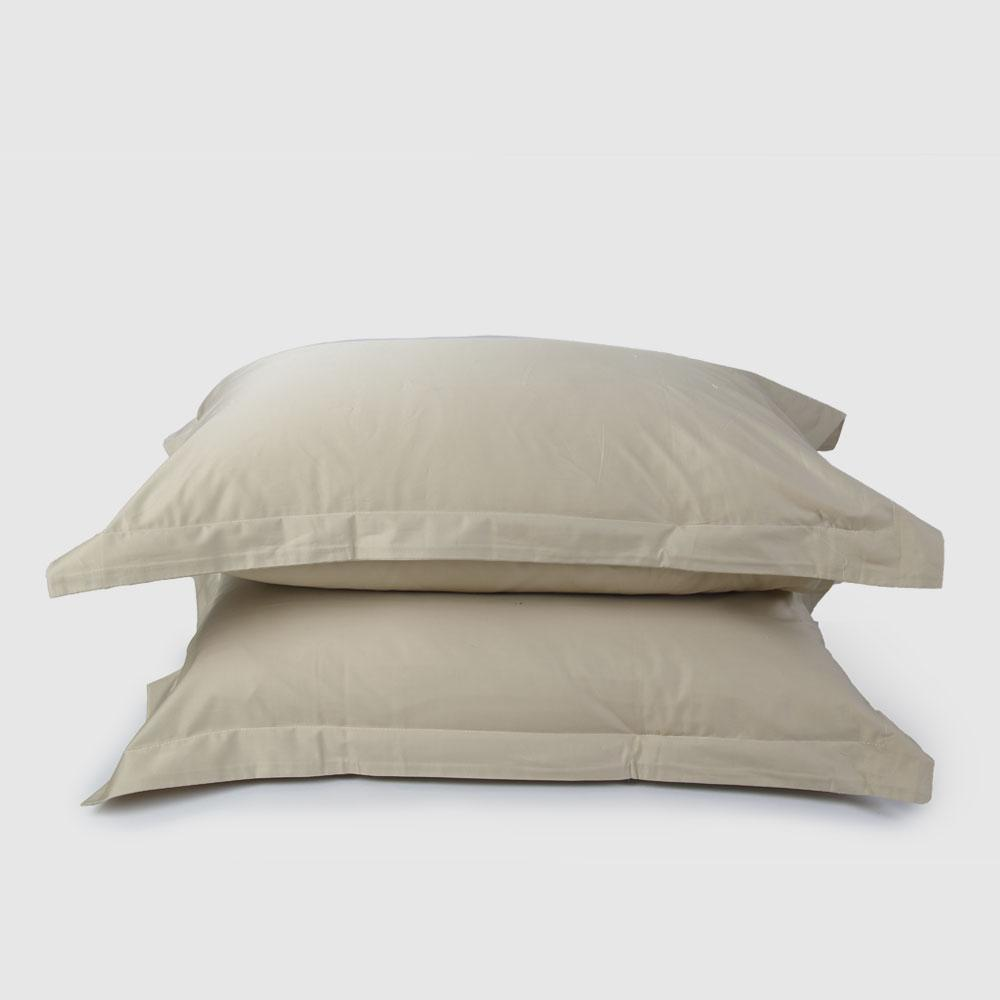 Sateen Oxford Pillow Case Set