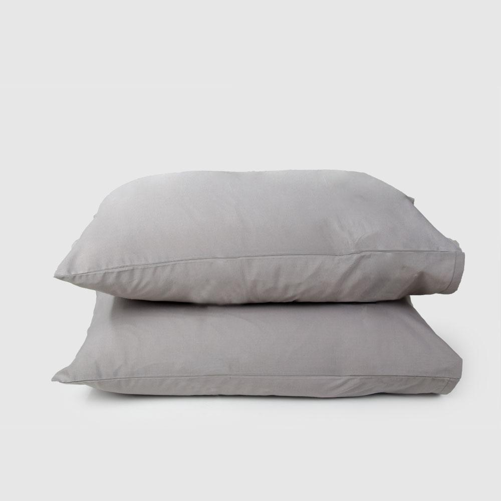 Percale Pillow Case Set