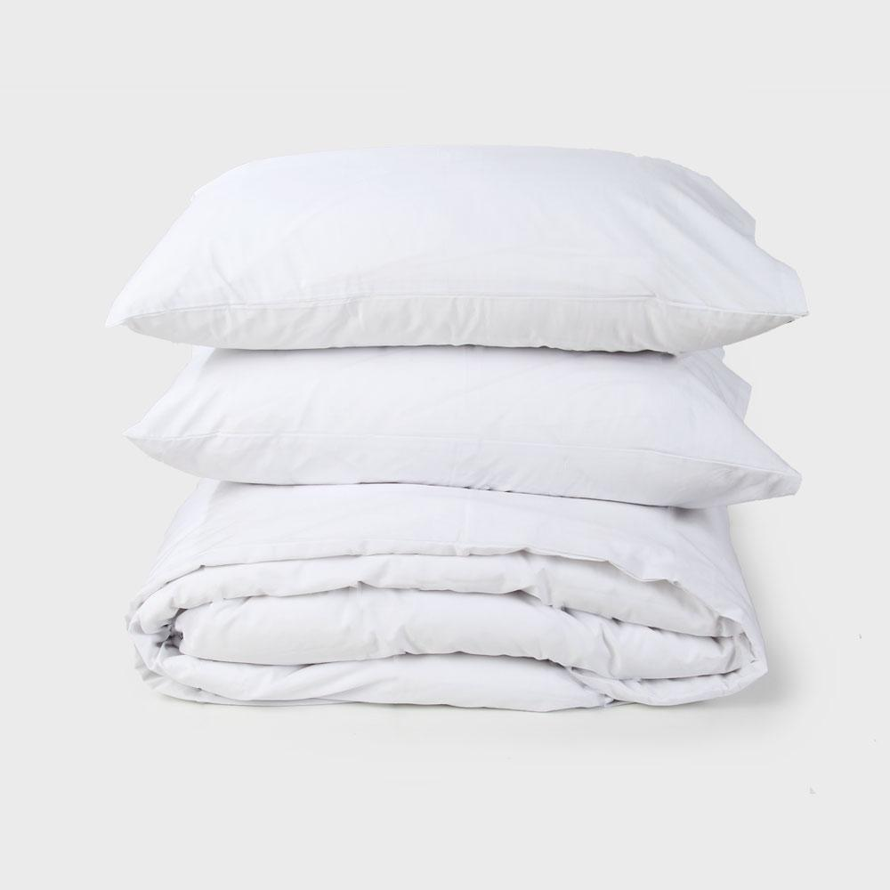 Percale Duvet Cover Set