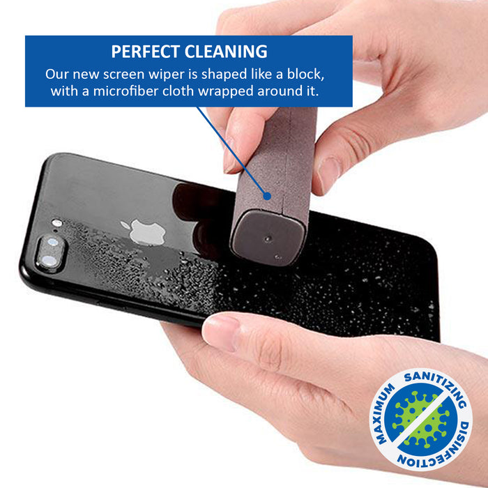 Sanitize ANTI-MICROBIAL Spray & Cleaning Cloth