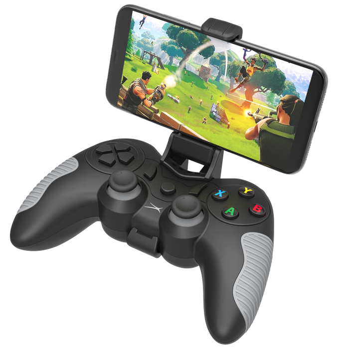BATTLE GROUND WIRELESS MOBILE DEVICE GAMING CONTROLLER