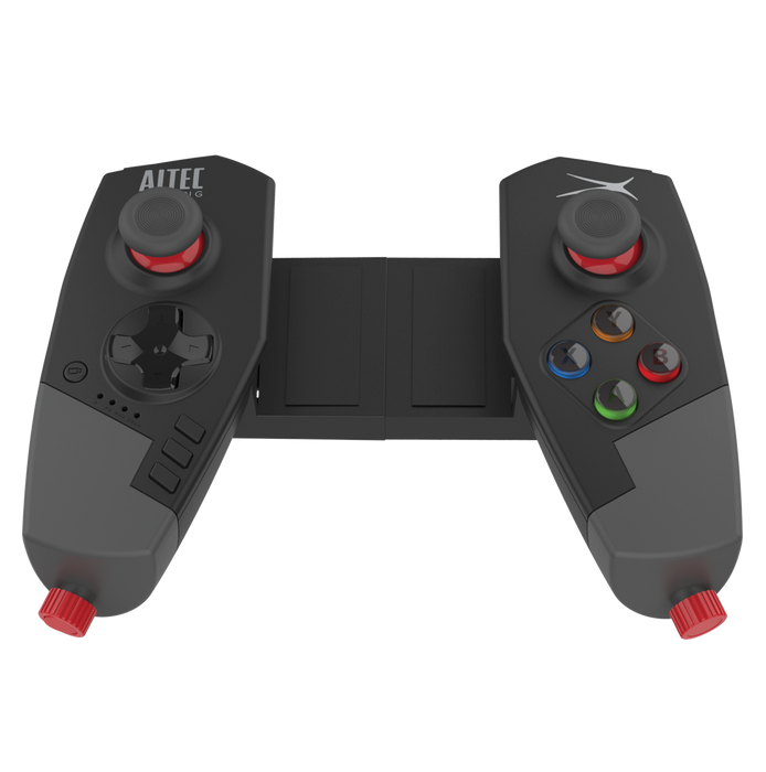 BATTLE GROUND SLIDE BLUETOOTH WIRELESS MOBILE DEVICE GAMING CONTROLLER