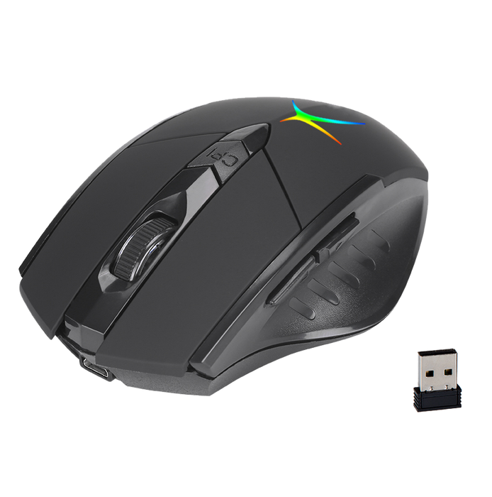 GM200 Wireless E-SPORTS RGB Gaming Mouse