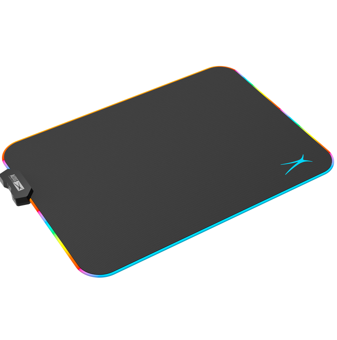 GLIDER GLOW	RGB GAMING MOUSE PAD