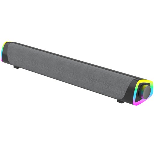 GAME BAR 2.0	RGB GAMING SOUNDBAR SPEAKER