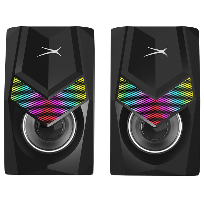 SOUNDPRO RGB GAMING SPEAKER SET