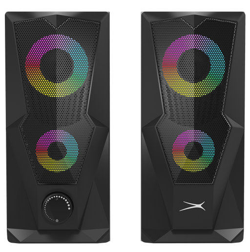 SOUNDPRO ELITE RGB GAMING SPEAKER SET