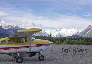 Alaska Photography: A View From The Sky While Traveling in Alaska!