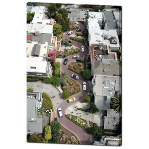 Lombard Street - Lost Above